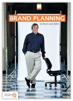 Brand Planning eBook – by Kevin Lane Keller